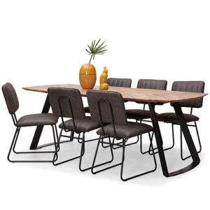 tafel Cosy met stoel Fiona