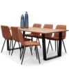 tafel Cosy met stoel Merel